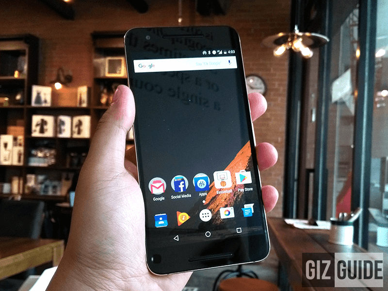Huawei Nexus 6P review - android at its finest