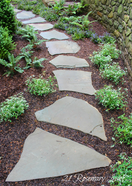 Flag Stone Pathways