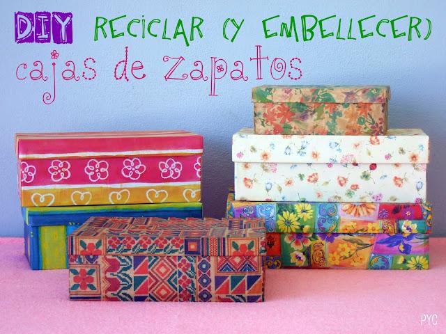 Cajas Decorativas M