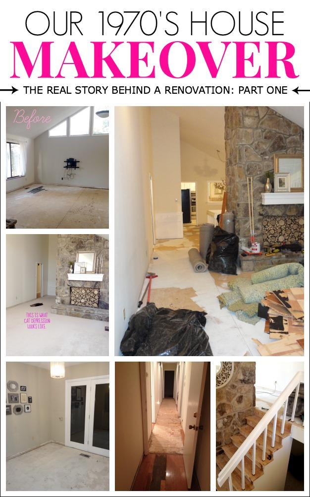 Our 1970 S House Makeover The Real Story Behind A