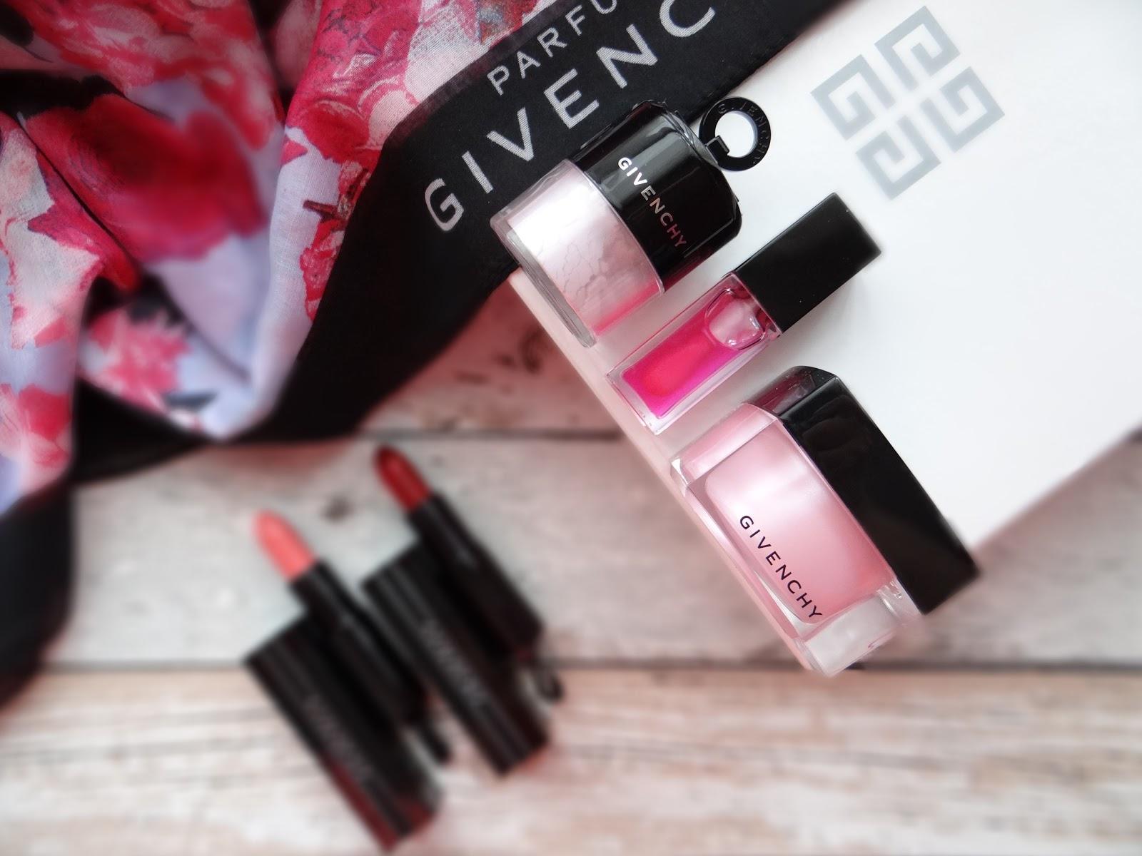 Points D'encrage Givenchy kolekcja wiosna/lato 2017