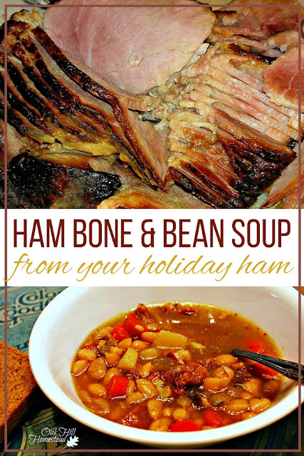Don't throw out that ham bone when your Thanksgiving dinner is over. Here's what to do with it instead.