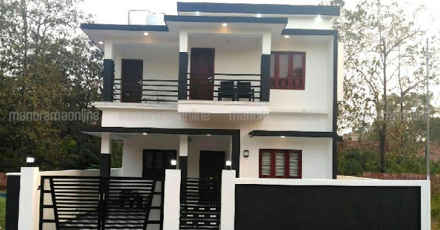 4 Bedroom Home For 35 Lakhs With 2165sqft For 5 Cent Plot
