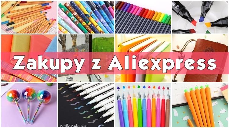 aliexpress papiernicze