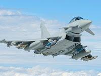 Kisah Pemuda Indonesia Yang Ikut Merancang Jet Tempur Eurofighter Typhoon