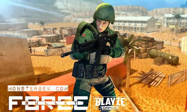 تحميل لعبة Bullet Force مهكرة للاندرويد