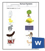 Download English Worksheets for Kids
