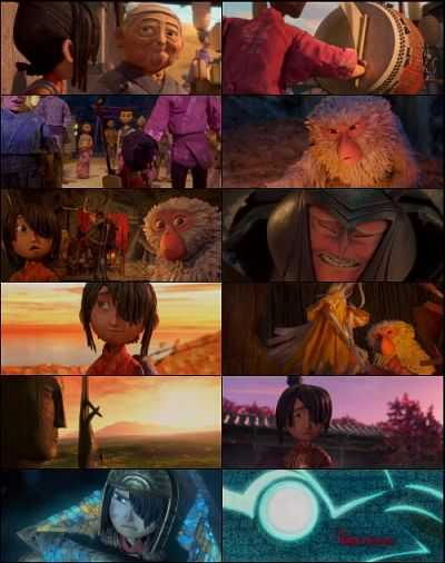 Kubo and the Two Strings (2016) 720p Hindi - Tamil - English Blu-Ray 900mb