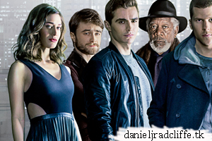 Spanish poster for Now You See Me 2