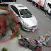 Luchó cuerpo a cuerpo contra un pitbull para proteger a su mascota