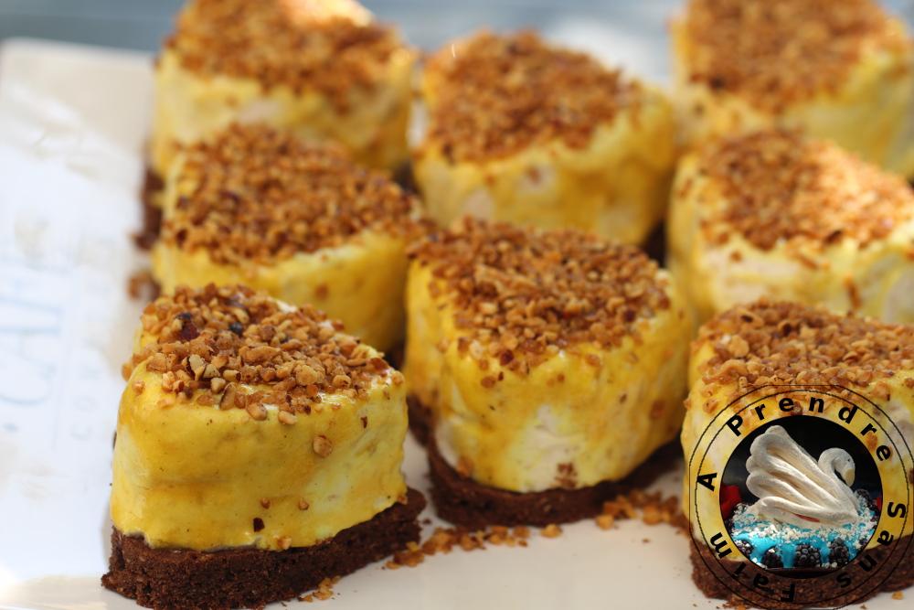 Mousse de poire au chocolat
