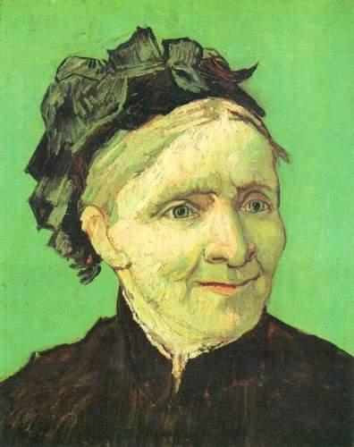 Vincent Van Gogh, Portrait of the Artist's Mother, October, 1888
