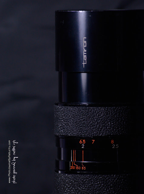 Tamron Adaptall 85-210mm f/4.5 (Model# CZ-210)
