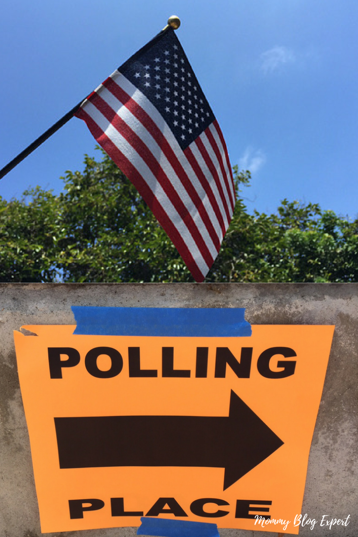 how to find your polling station