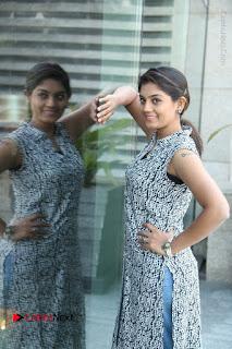 Telugu Television Actress Karuna Latest Pos In Denium Jeans  0065.JPG