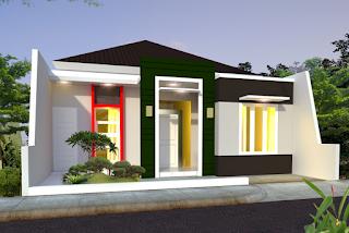 gambar rumah sederhana 5