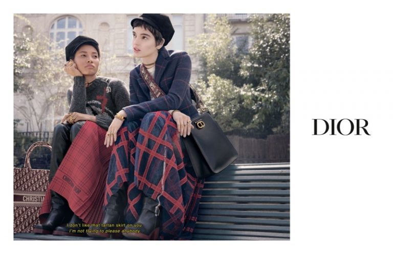 Dior Fall Winter 2018 Campaign
