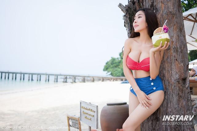 Hot girls Tran Han vietnamese sexy girl and Coconut 7