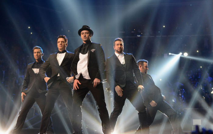 Justin Timberlake confirms an *NSYNC tour