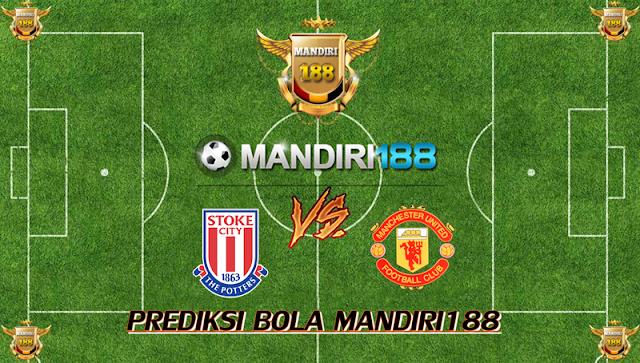 AGEN BOLA - Prediksi Stoke City vs Manchester United 9 September 2017