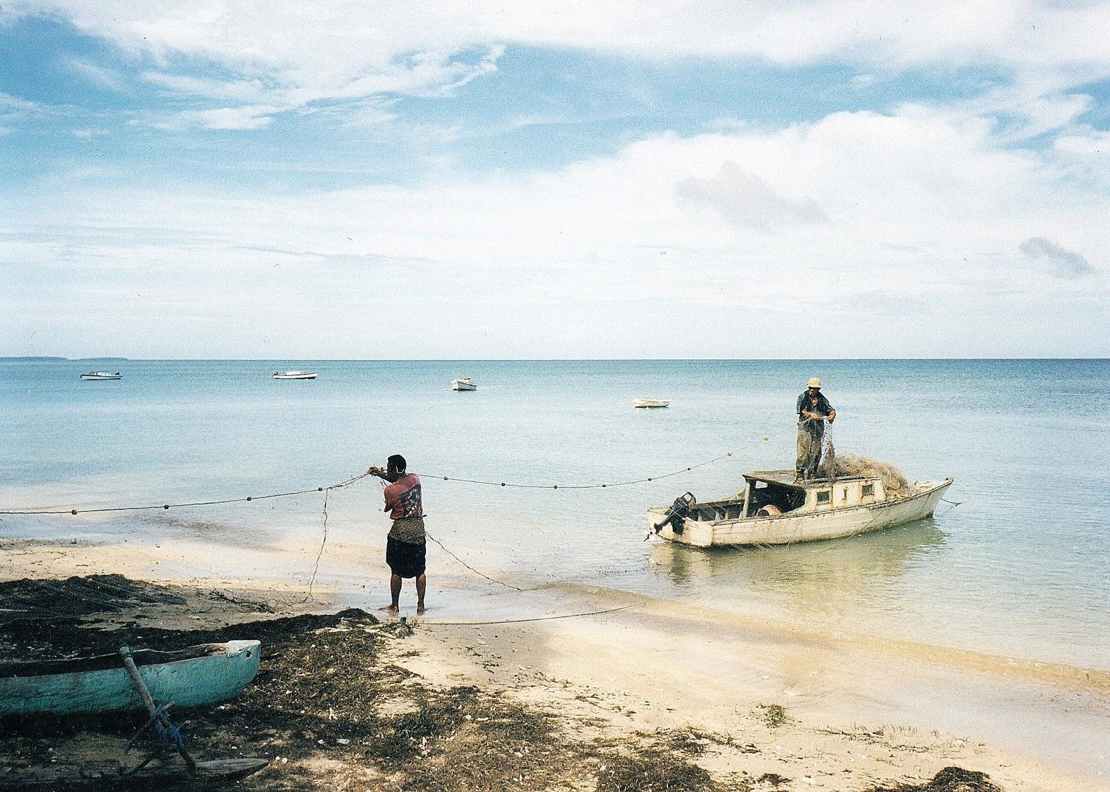 Tonga travel brings some beautiful beaches