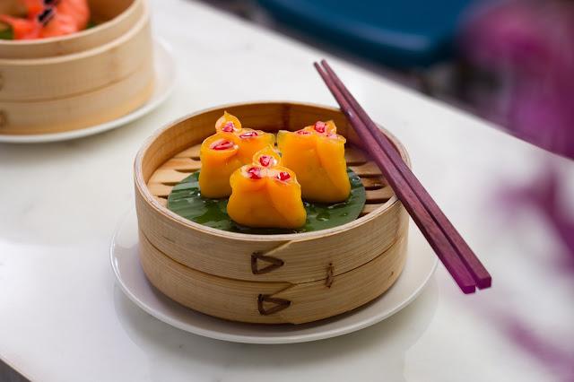 Mandarin Dumpling