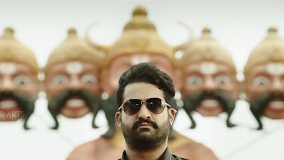 Goggles Wearing HD Photo In Jr NTR