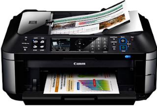 Canon Pixma MX420 Télécharger Pilote Driver Pour Windows et Mac