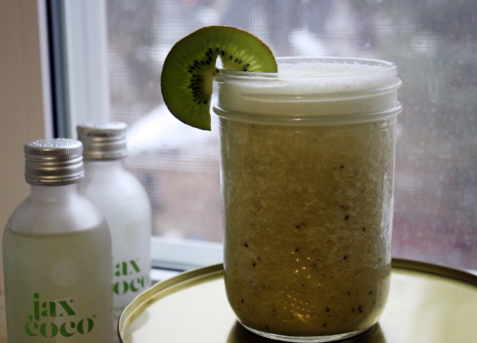 jax coco coconut water smoothie