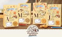 Logo ''Creiamolo insieme'' e con Mulino Bianco vinci gratis 60 pacchi di biscotti