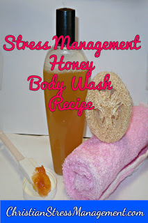 Honey body wash recipe