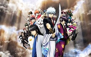 Gintama - Episódio 353