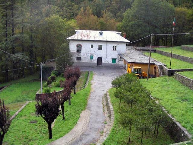 Vivaio Forestale Abruzzo : Capitan futuro: comunicato stampa su ex vivaio forestale di maresca