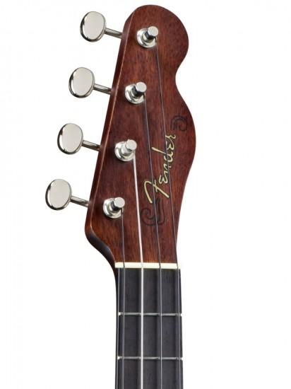 Bán Đàn Ukulele Fender Hau'oli, All laminate mahogany giá rẻ Ở Tphcm