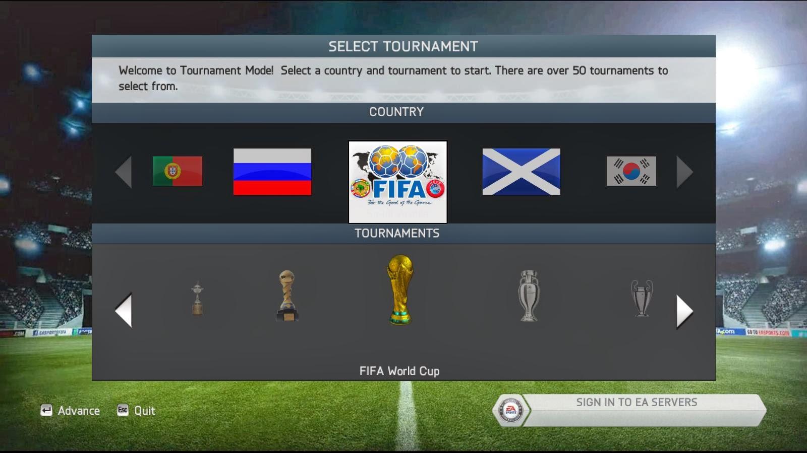 FIFA 14 ModdingWay Mod - 1 7 1 AIO and 1 8 0 | qaz