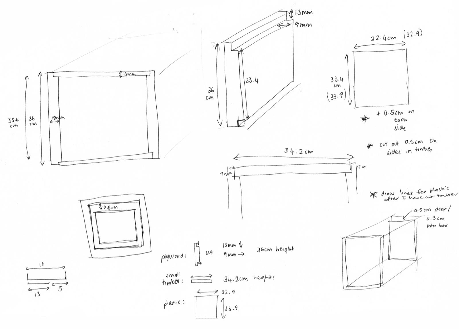 Design Studio IIB (Spatial) 258 ihi & wehi Danielle Wilson