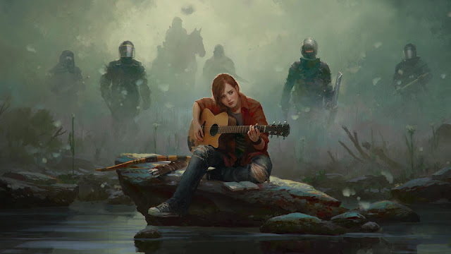the last of us concept art arte conceptual