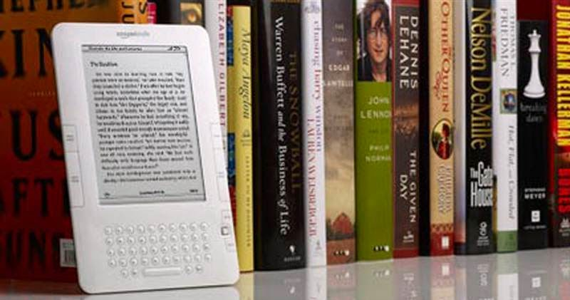 Mystery Playground: You Don't Own the E-Books on Your Kindle