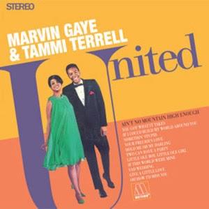 Marvin Gaye & Tammi Terrell - AinT No Mountain High Enough