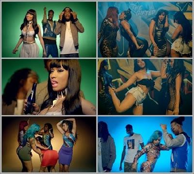 Wale Ft. Nicki Minaj & Juicy J -Clappers (2013) HD 1080p Music Video Free Download