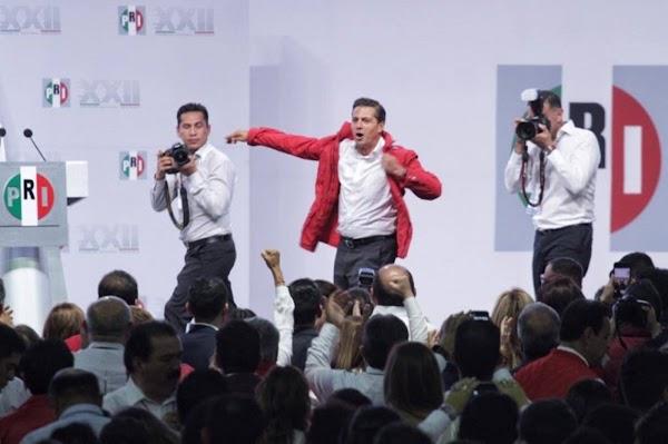 El PRI sin candidatos para 2018, prometió no postular a candidatos corruptos