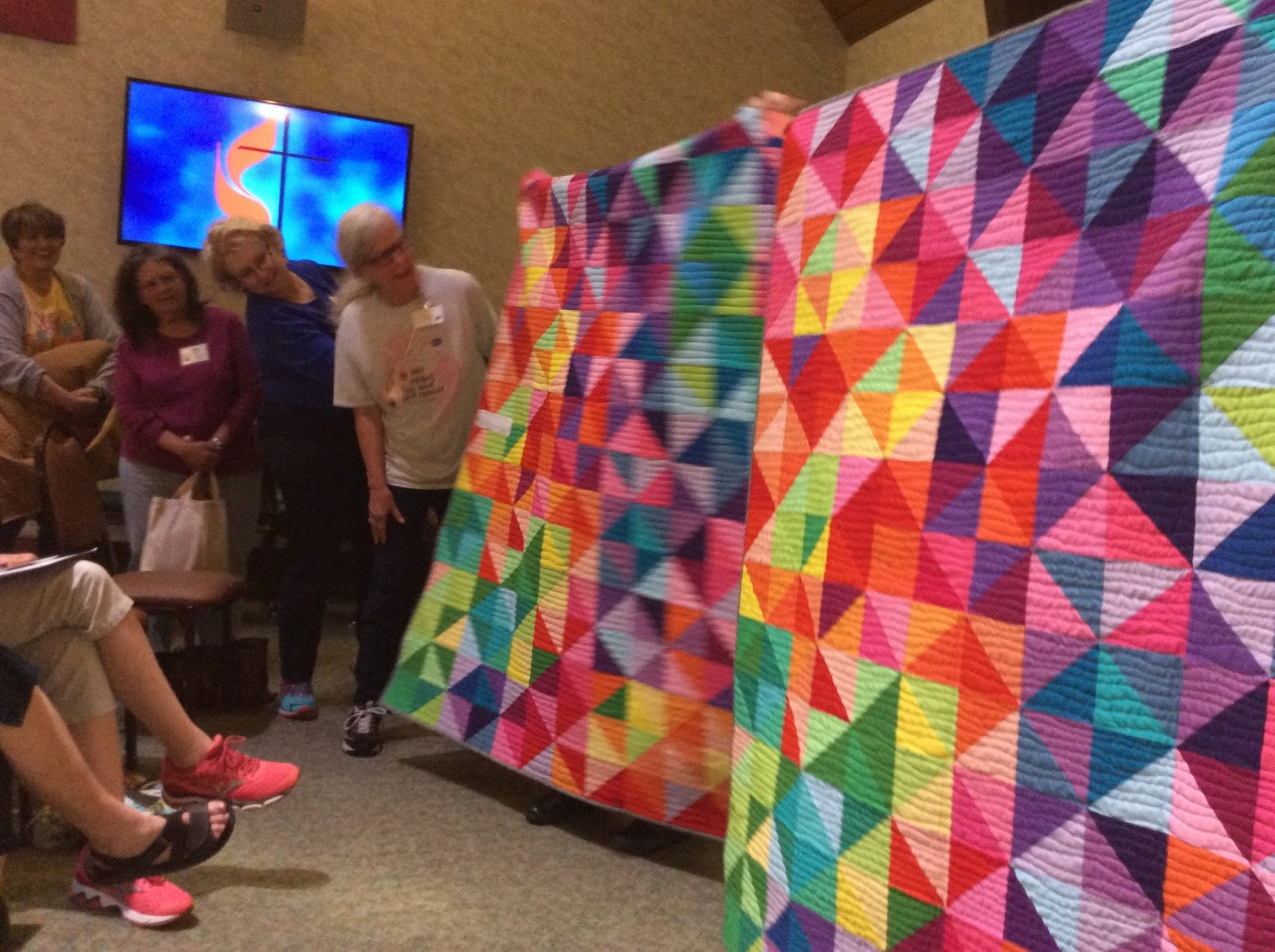 Ali Strebel May 25 Creative Quilters Guild