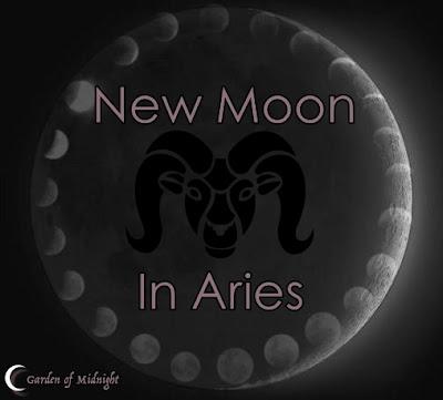 luna nuova ariete
