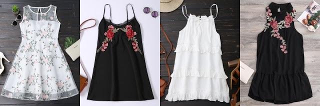 ZAFUL | piękne, letnie sukienki.