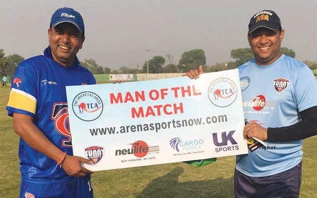 Team Chanakya enters TCA Cup semifinals