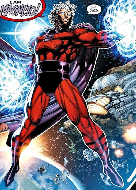 Magneto por Jim Lee