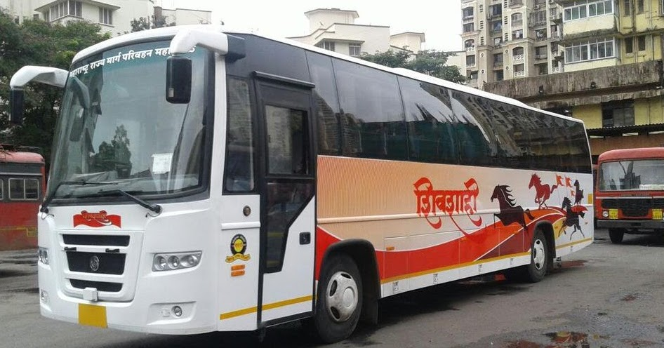 Shivshahi Bus Only For Hyderabad Route Nandedonline Com