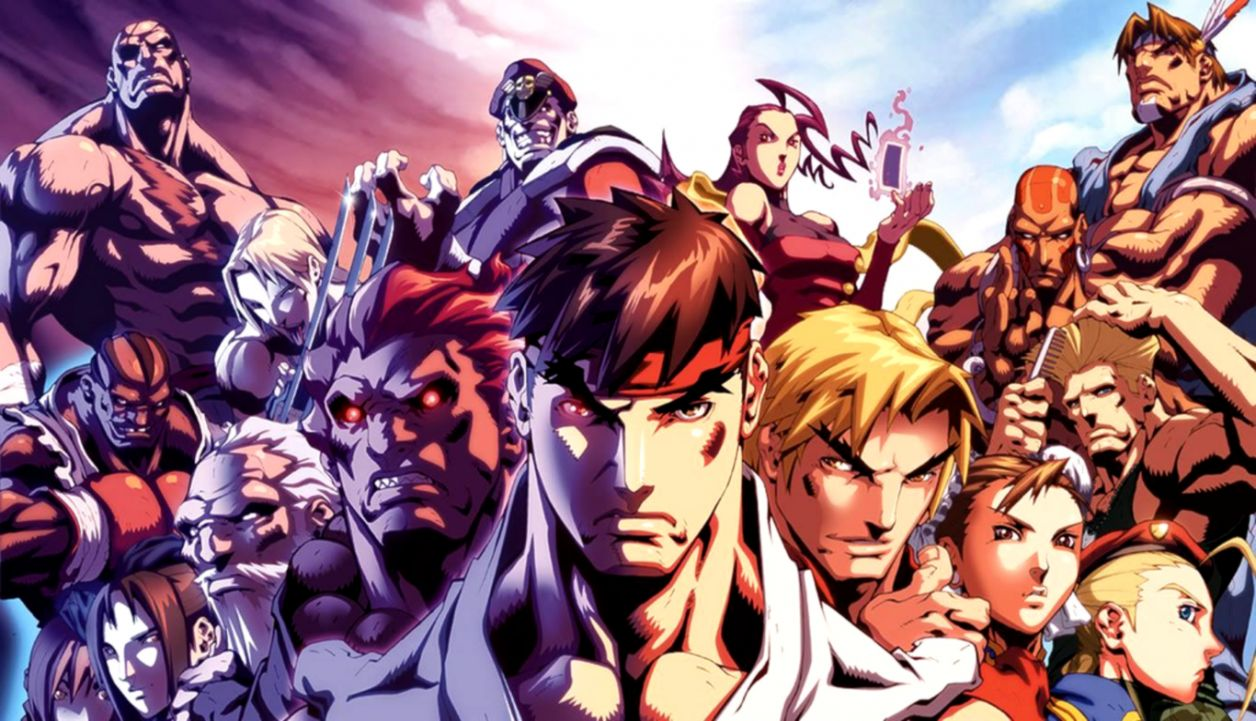Street Fighter Wallpaper Hd Wallpapers Collection