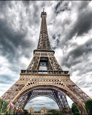 Paris'in görülmesi gereken yerleri