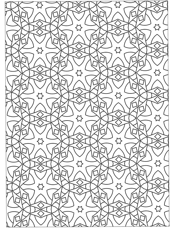 patern coloring pages | my chaos stems from my inability to sit still: Free clip ...